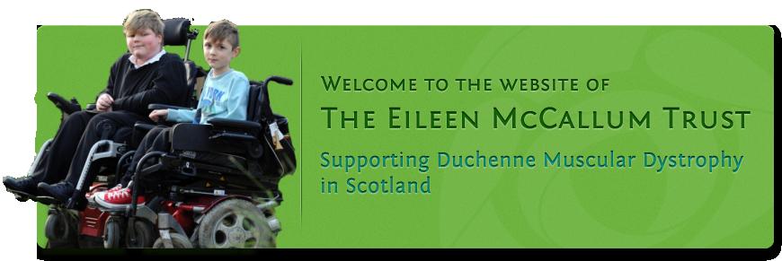 Eileen McCallum grandchildren
